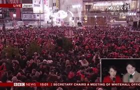 Asi recibieron Japon y Corea del Norte el 2019