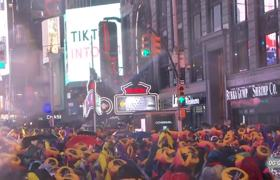 New Year 2019 - Times Square NYC Ball Drop Countdown
