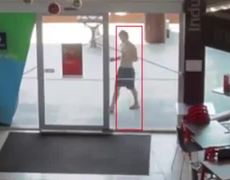 Man breaks into shopping centre only to eat candy and chocolate