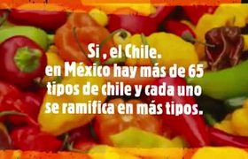 We Mexicans love chile