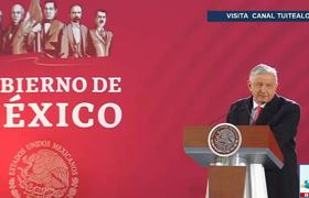 Seguridad mejorará en los primeros 100 días de gobierno dice AMLO