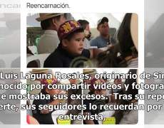 #VIRAL: Foto de la reencarnación del Pirata de Culiacan