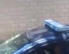 #VIRAL: Policias de Argentina fueron captados en pleno acto