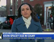 Kevin Spacey to appear in court on sex assault charge