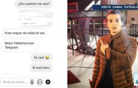 """Memo Aponte es acusado de pedir """"packs"""" a fans y salir con menores de edad"""