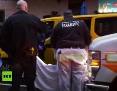 Woman gives birth in a New York taxi