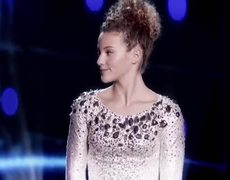America's Got Talent: The Champions - Sofie Dossi: WOW! Teen Contortionist Dazzles With CRAZY Aerial