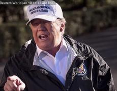 Donald Trump amenaza con declarar Estado de Emergencia por seguridad en la frontera