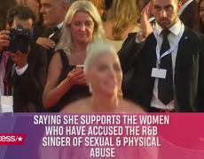 Lady Gaga rompe el silencio y habla de su colaboracion con R Kelly