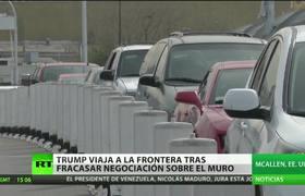 Donald Trump amenaza con la emergencia nacional