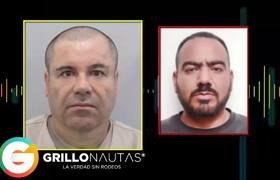 Audios de las llamadas del Chapo y El Cholo Iván