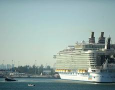270 People Affected By Norovirus On Royal Caribbean Cruise Ship