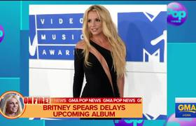 #BritneySpears delays upcoming music album