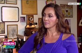 """Kate del Castillo habló de la mujer de El """"Chapo"""""""