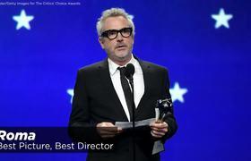 Los ganadores de los 2019 Critics Choice Awards