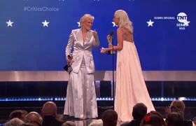 Lady Gaga Wins Best Actress Critics Choice Awards 2019