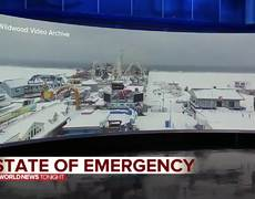 A deadly winter storm heads to the East Coast