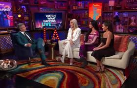 #WWHL: After Show: Kim Kardashian On Kanye West's Tweetstorms  