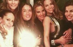 YOLANDA ANDRADE admite DISTANCIAMIENTO con KATE DEL CASTILLO