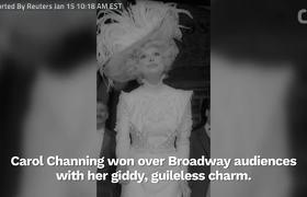 Carol Channing Dead At 97