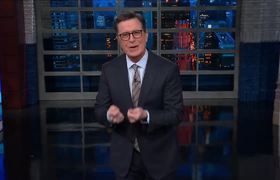The Late Show: Is Donald Trump Working For Russia?
