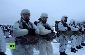 Paratroopers kick off 2019 with epic exercise over Kostroma Region