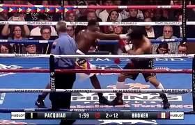 Manny Pacquiao Vs Adrien Broner FULL Match highlights