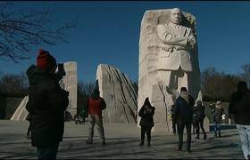 Monument to Martin Luther King, Jr. in Washington D.C.