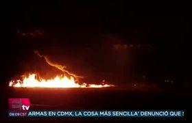 Insuficiente panteón de #Tlahuelilpan para sepultar muertos por explosión