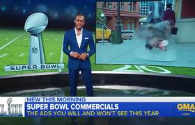 GMA: Super Bowl commercial sneak peek