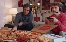 Pizza Hut - Level Up with the $5 Lineup - Super Bowl 2019 Commercial