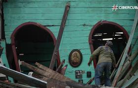 Así amaneció La Habana tras el paso del tornado que azotó Cuba