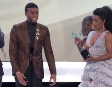 Black Panther: Award Acceptance Speech | 25th Annual SAG Awards