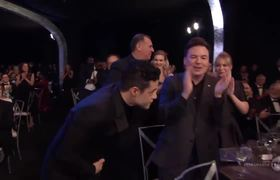 Rami Malek: Award Acceptance Speech | 2019 SAG Awards