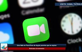 Fault in Apple's FaceTime allows you to be spied on