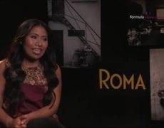 Yalitza Aparicio en entrevista con Javier Poza