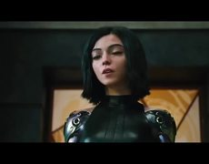 ALITA: BATTLE ANGEL Super Bowl TV Spot Trailer (2019) Sci-Fi Action Movie