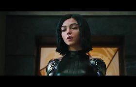 ALITA: BATTLE ANGEL . Comercial TV Super Bowl Trailer (2019) Ciencia Ficcion