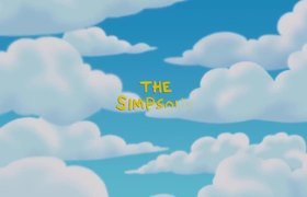 THE SIMPSONS: Thanos Visits The Simpsons | Season 30 Ep. 12 |