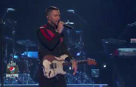 Maroon 5 Medio Tiempo del Super Bowl LIII