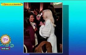 ¡Yalitza Aparicio y Lady Gaga juntas!