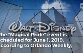 #Disney Folds to LGBTQ Agenda, Holding Official Pride Parade