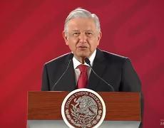 Lopez Obrador le ofrece disculpa a Calderón y dice que no debatirá con él