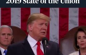Key moments from Donald Trump's 2019 State of the Union