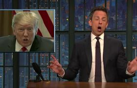 Late Night: Donald Trump's 2019 State of the Union Address: A Closer Look