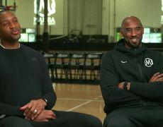 Kobe Bryant & Tracy McGrady Interview Part 1