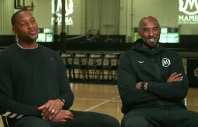 Kobe Bryant & Tracy McGrady Interview Part 1