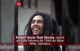 Un dia dedicado a Bob Marley