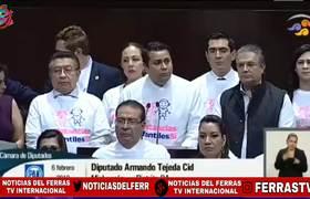 Noroña y #MORENA paran en seco iniciativa del PRIAN para seguir con corrupción en Estancias Infantiles