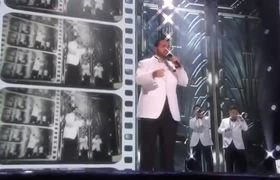 America's Got Talent: The Champions - Sal Valentinetti: Singer Puts Suave Twist On